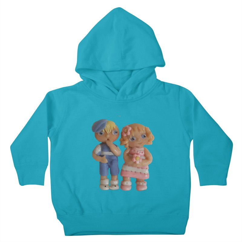 Best Friends Kids Toddler Pullover Hoody by Dawnsdesigns's Artist Shop