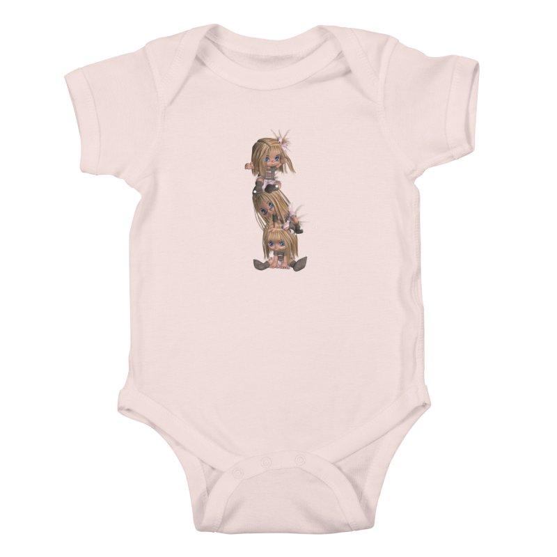 Keep Still Kids Baby Bodysuit by Dawnsdesigns's Artist Shop