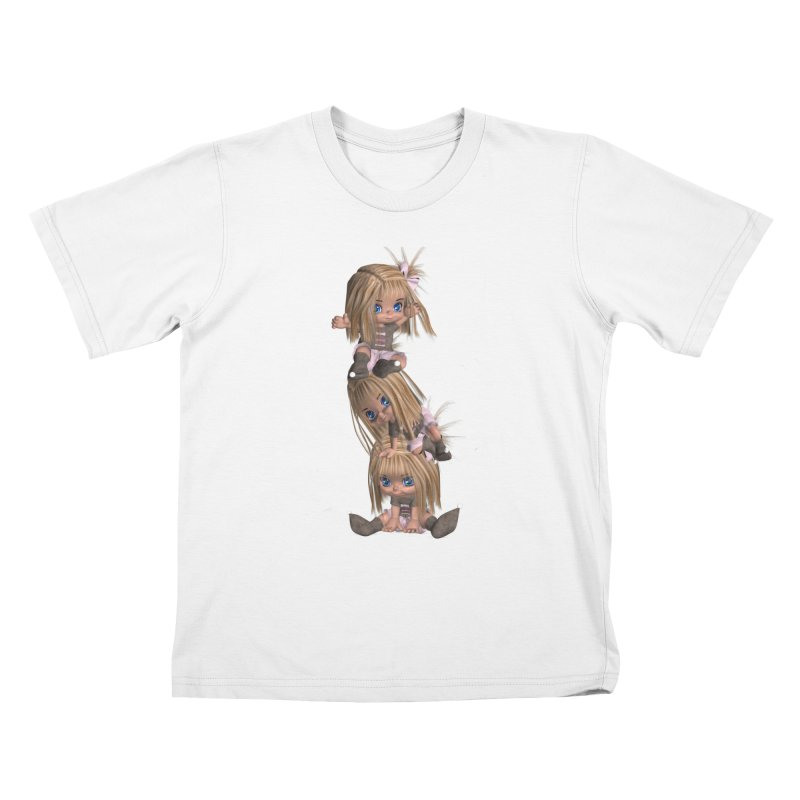 Keep Still Kids T-shirt by Dawnsdesigns's Artist Shop