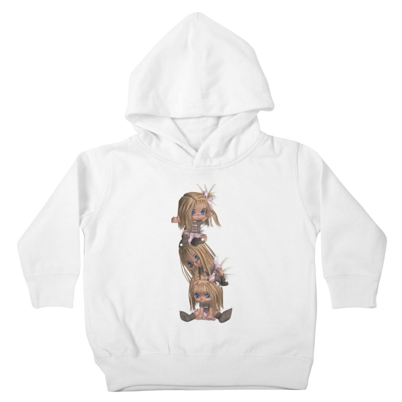 Keep Still Kids Toddler Pullover Hoody by Dawnsdesigns's Artist Shop