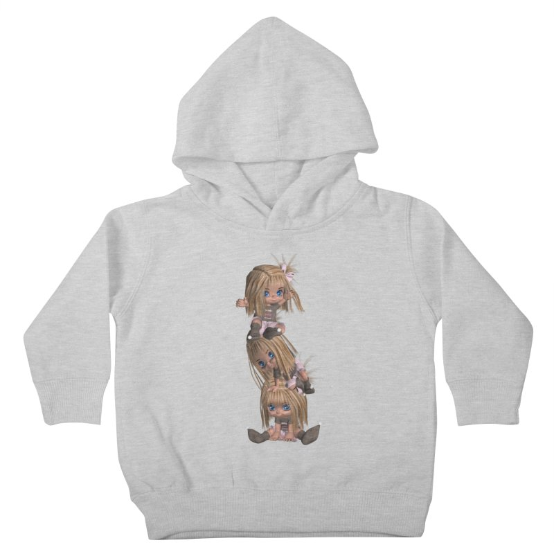 Keep Still Kids Toddler Pullover Hoody by Dawnsdesigns's Artist Shop