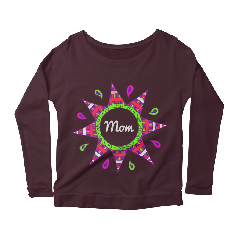 Happy Birthday Mom Womens Longsleeve T Shirt By Day007s Artist Shop