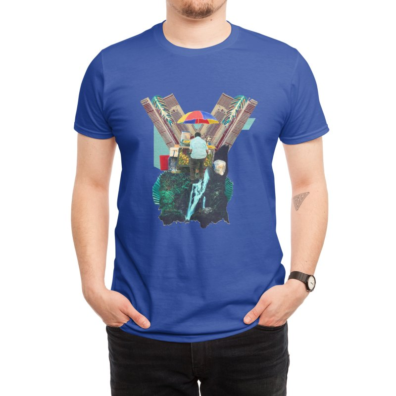 Juices in the street Men's T-Shirt by definemodacultural Artist Shop