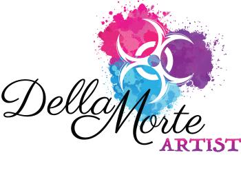 DellaMorteArts's Artist Shop Logo