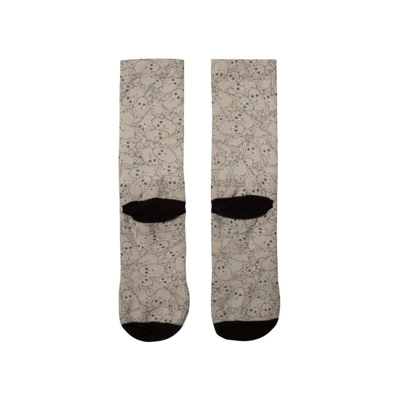 Lotsa Yerman! Women's Socks by Depressed Monsters