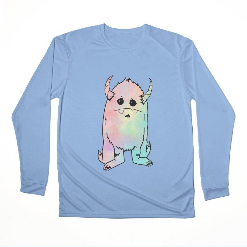 Pastel Yerman Women's Longsleeve T-Shirt by Depressed Monsters