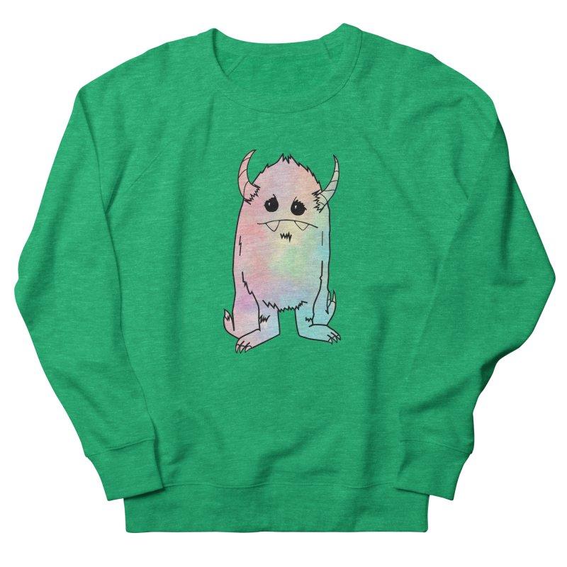 Pastel Yerman Women's Sweatshirt by Depressed Monsters