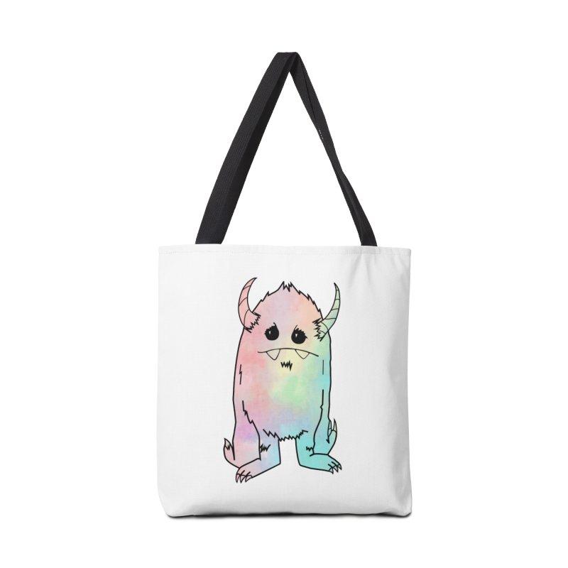 Pastel Yerman Accessories Bag by Depressed Monsters
