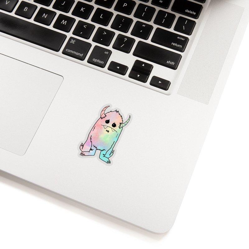 Pastel Yerman Accessories Sticker by Depressed Monsters