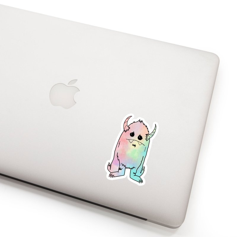 Pastel Yerman Accessories Sticker by Depressed Monsters