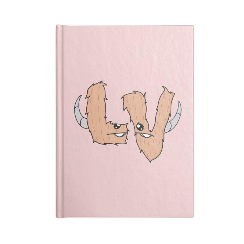 Las Vegas Yermans Accessories Notebook by Depressed Monsters