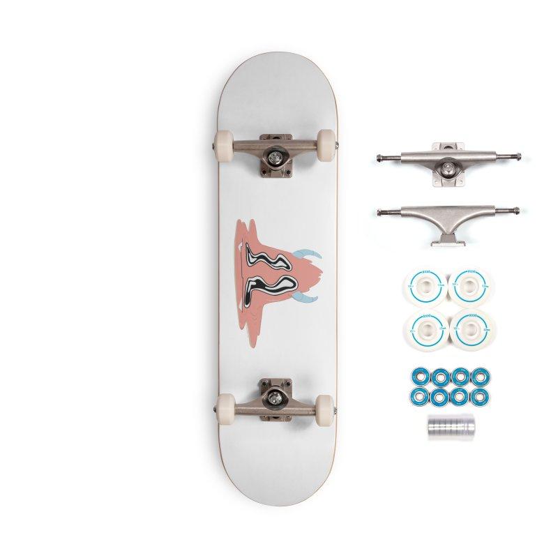 Melting Yerman© Accessories Skateboard by Depressed Monsters