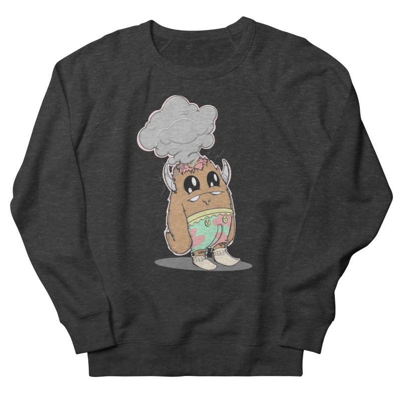 Brain Fried© Women's Sweatshirt by Depressed Monsters