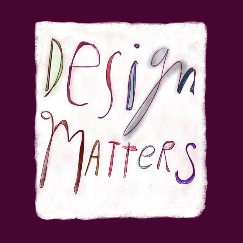 Artist Series 04: Debbie Millman Men's T-Shirt by Design Museum of Chicago