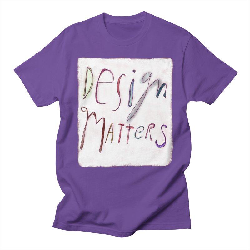 Artist Series 04: Debbie Millman Women's Regular Unisex T-Shirt by Design Museum of Chicago