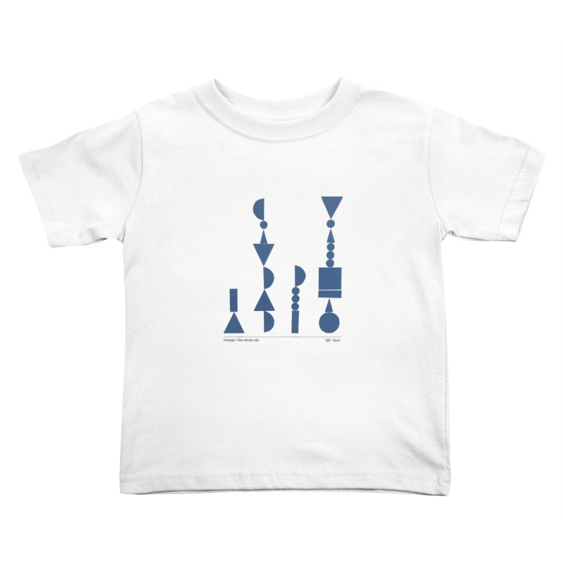 Artist Series 06.1: NosE la nariz Kids Toddler T-Shirt by Design Museum of Chicago