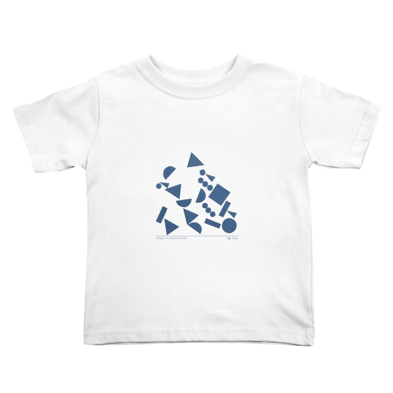 Artist Series 06.2: NosE la nariz Kids Toddler T-Shirt by Design Museum of Chicago