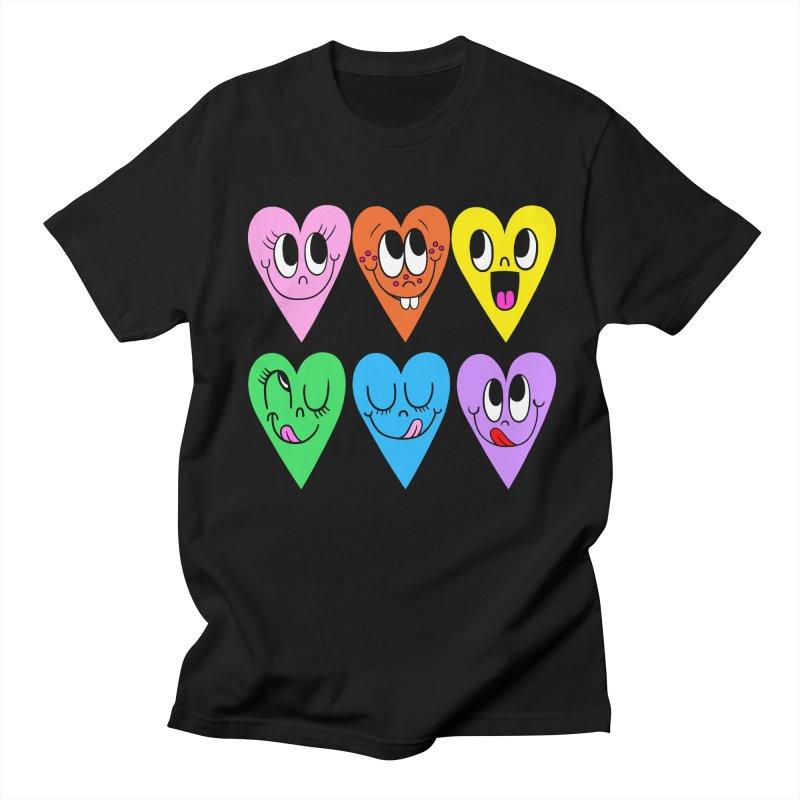 Artist Series 01: Chris Uphues Women's Regular Unisex T-Shirt by Design Museum of Chicago