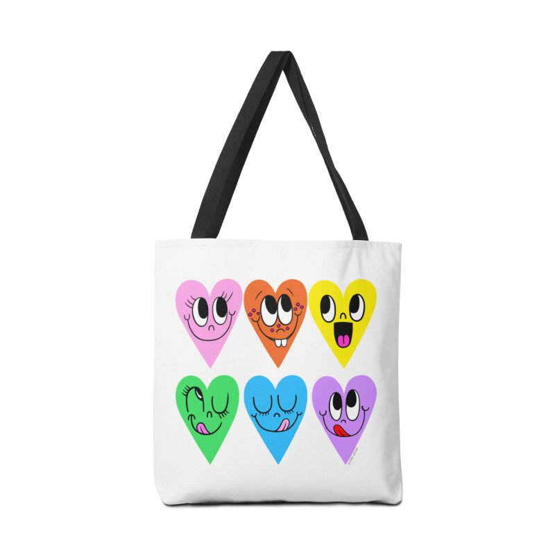 Artist Series 01: Chris Uphues Accessories Tote Bag Bag by Design Museum of Chicago