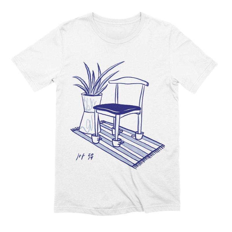 Artist Series 02: Jeremy+Farrah Men's Extra Soft T-Shirt by Design Museum of Chicago