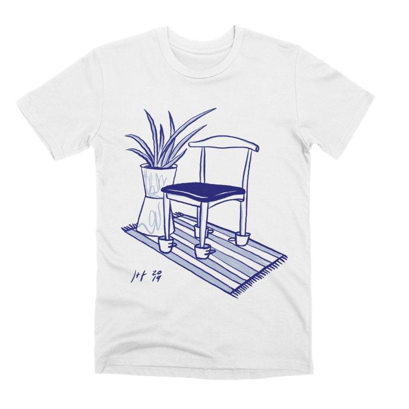 Artist Series 02: Jeremy+Farrah Men's Premium T-Shirt by Design Museum of Chicago