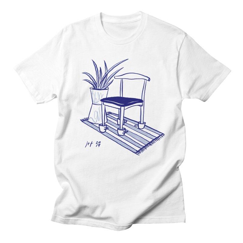 Artist Series 02: Jeremy+Farrah Men's T-Shirt by Design Museum of Chicago