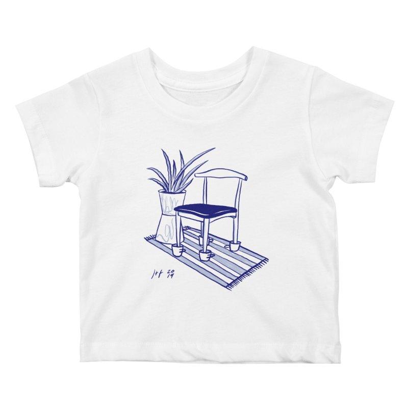 Artist Series 02: Jeremy+Farrah Kids Baby T-Shirt by Design Museum of Chicago