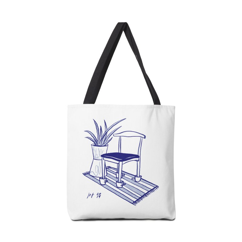 Artist Series 02: Jeremy+Farrah Accessories Tote Bag Bag by Design Museum of Chicago