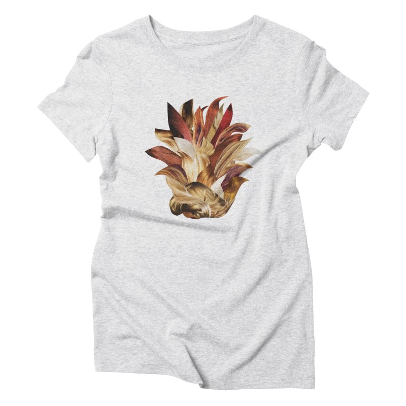 Artist Series 03: Matt Avery Women's Triblend T-Shirt by Design Museum of Chicago