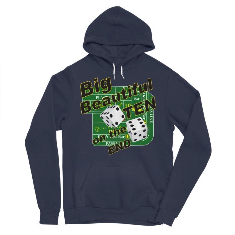 Big Ten Men's Sponge Fleece Pullover Hoody by DesignsbyAnvilJames's Artist Shop