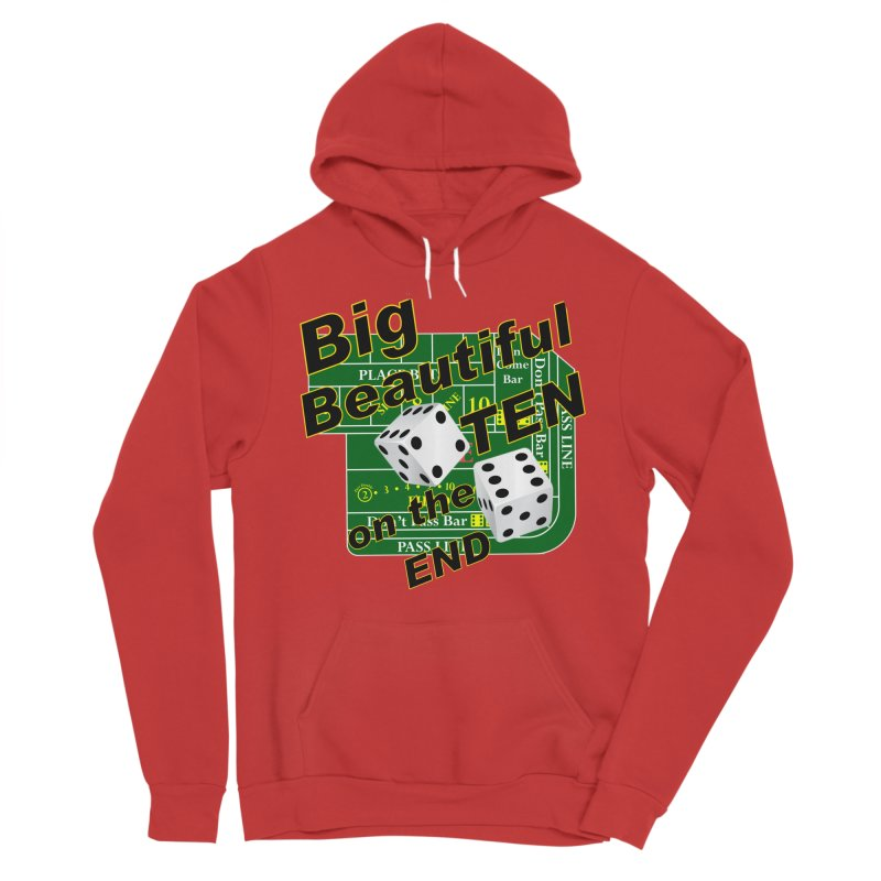 Big Ten Men's Pullover Hoody by DesignsbyAnvilJames's Artist Shop