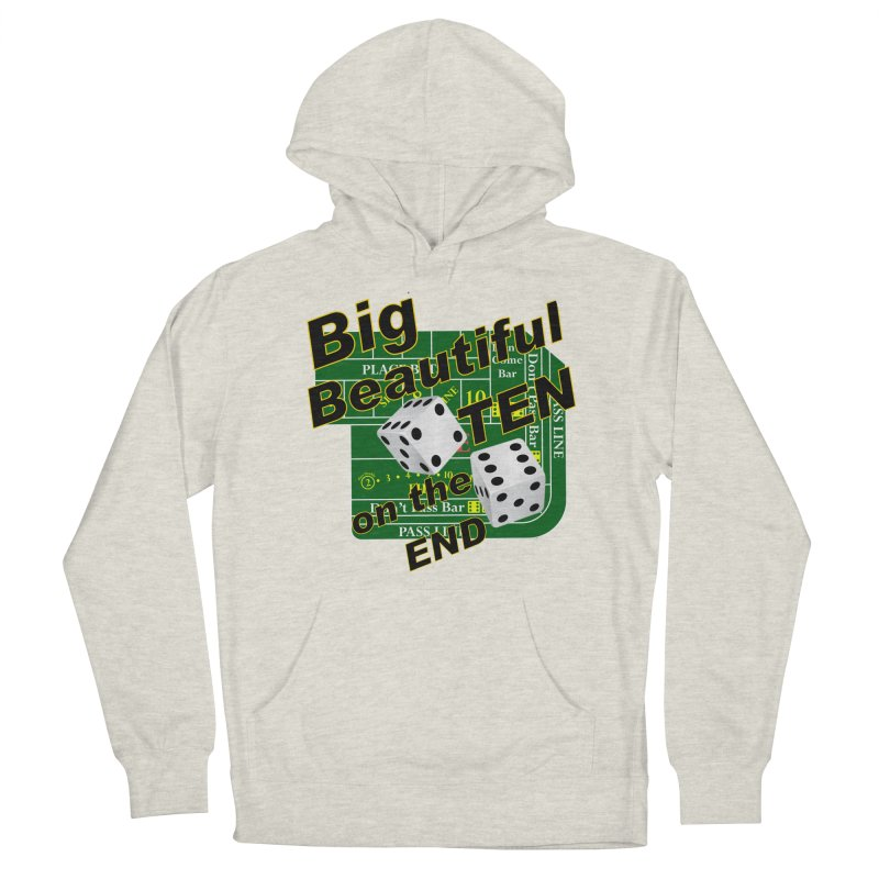 Big Ten Men's French Terry Pullover Hoody by DesignsbyAnvilJames's Artist Shop