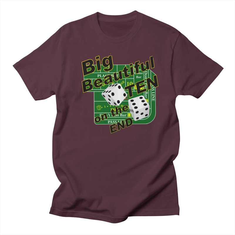 Big Ten Men's Regular T-Shirt by DesignsbyAnvilJames's Artist Shop