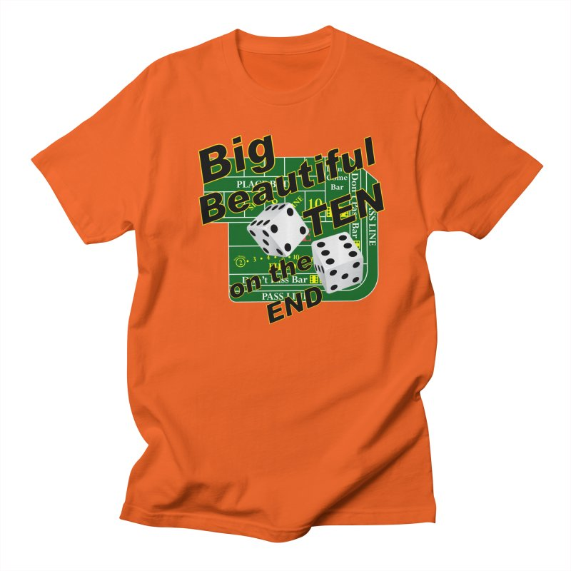 Big Ten Men's Regular T-Shirt by DesignsbyAnvilJames's Artist Shop