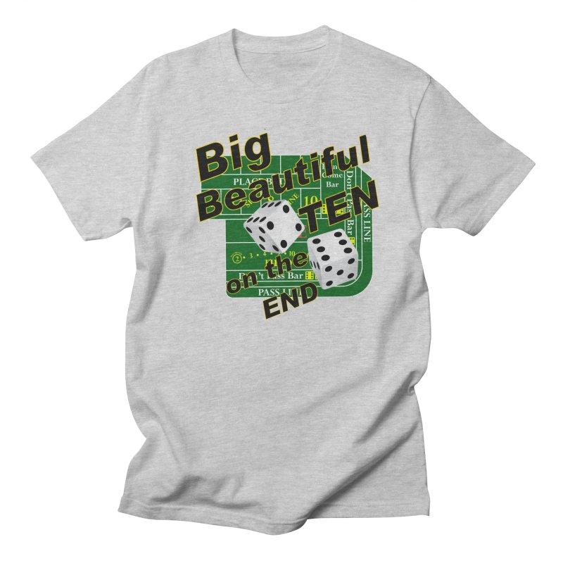 Big Ten Men's T-Shirt by DesignsbyAnvilJames's Artist Shop