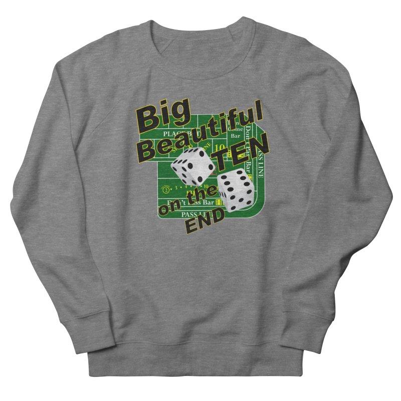 Big Ten Women's French Terry Sweatshirt by DesignsbyAnvilJames's Artist Shop