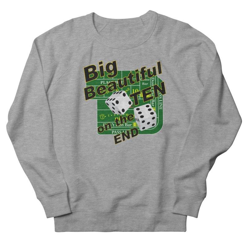 Big Ten Men's French Terry Sweatshirt by DesignsbyAnvilJames's Artist Shop