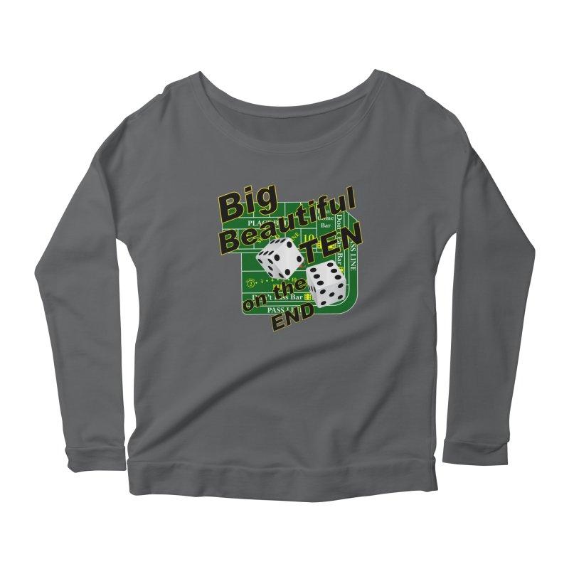 Big Ten Women's Longsleeve T-Shirt by DesignsbyAnvilJames's Artist Shop