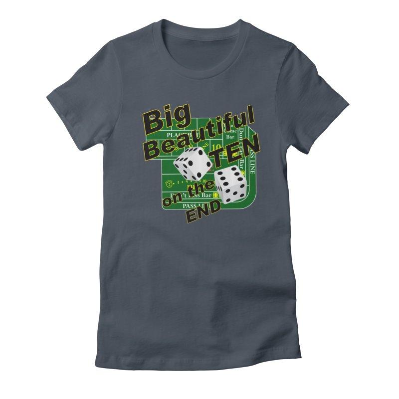 Big Ten Women's T-Shirt by DesignsbyAnvilJames's Artist Shop