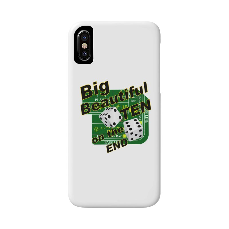 Big Ten Accessories Phone Case by DesignsbyAnvilJames's Artist Shop