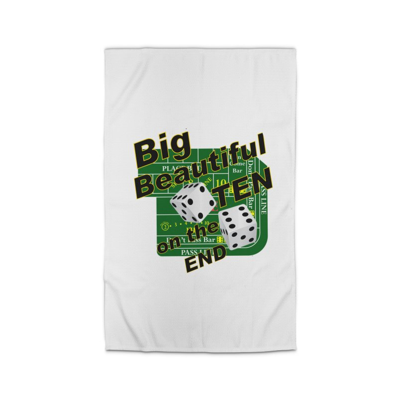Big Ten Home Rug by DesignsbyAnvilJames's Artist Shop