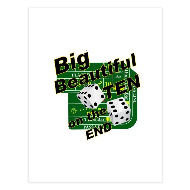 Big Ten Home Fine Art Print by DesignsbyAnvilJames's Artist Shop