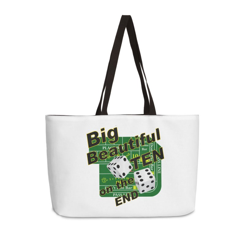 Big Ten Accessories Bag by DesignsbyAnvilJames's Artist Shop