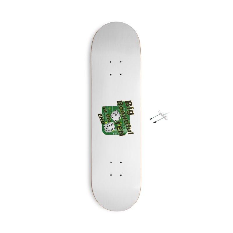 Big Ten Accessories Skateboard by DesignsbyAnvilJames's Artist Shop