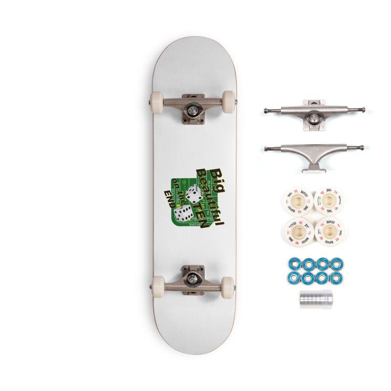 Big Ten Accessories Complete - Premium Skateboard by DesignsbyAnvilJames's Artist Shop