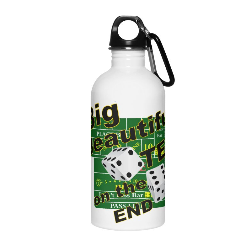 Big Ten Accessories Water Bottle by DesignsbyAnvilJames's Artist Shop