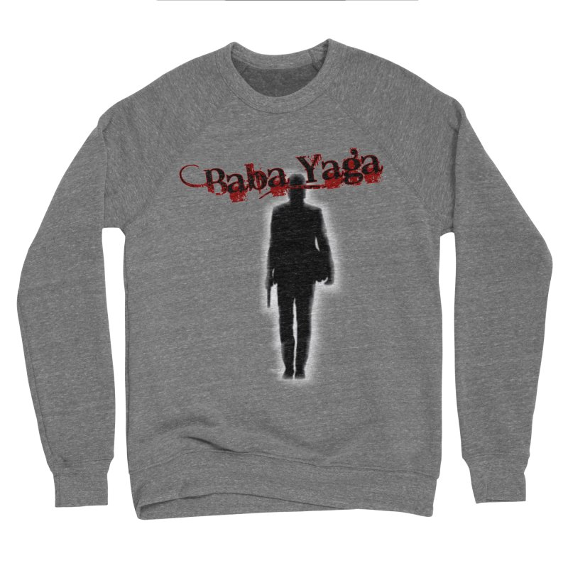 Baba Yaga Men's Sponge Fleece Sweatshirt by DesignsbyAnvilJames's Artist Shop