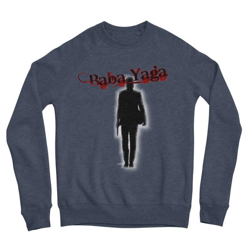 Baba Yaga Women's Sponge Fleece Sweatshirt by DesignsbyAnvilJames's Artist Shop