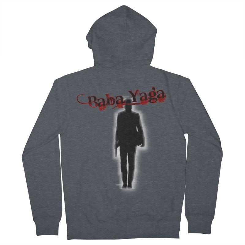 Baba Yaga Women's Zip-Up Hoody by DesignsbyAnvilJames's Artist Shop
