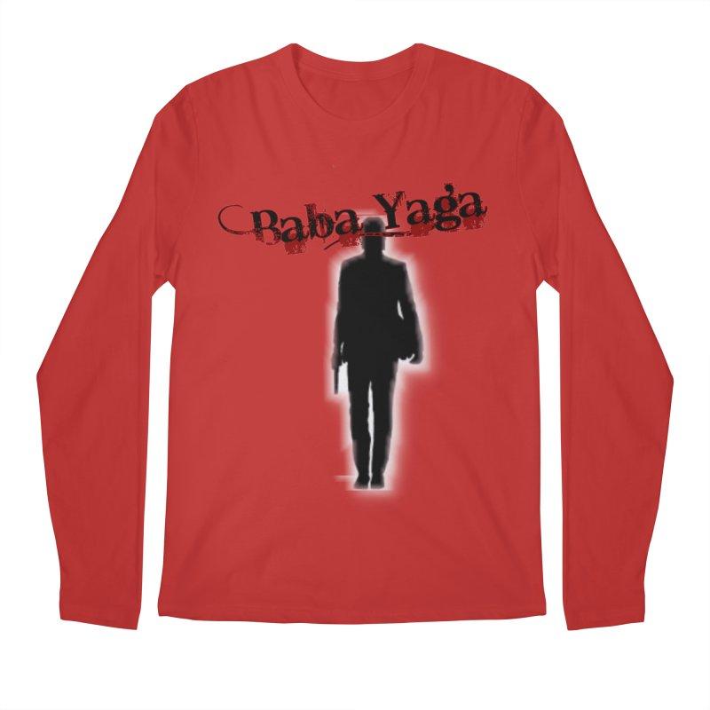 Baba Yaga Men's Longsleeve T-Shirt by DesignsbyAnvilJames's Artist Shop